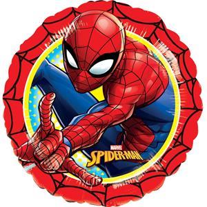 Balão Homem Aranha Foil, 43 cm