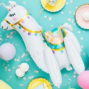 Balão Lama Foil, 61 cm