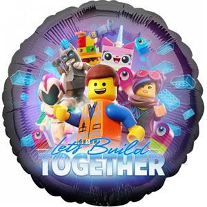 Balão Lego Movie 2 Foil, 43 cm