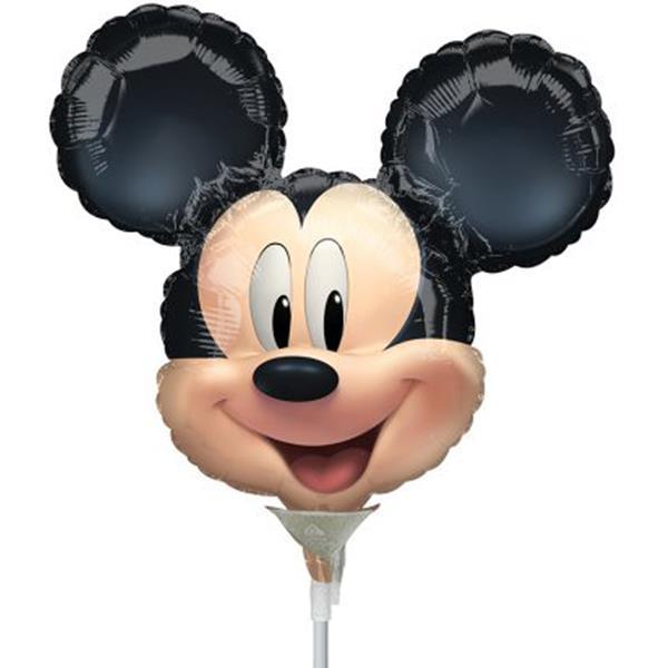 Balão Mickey Forever Mini Shape Foil, 30 cm
