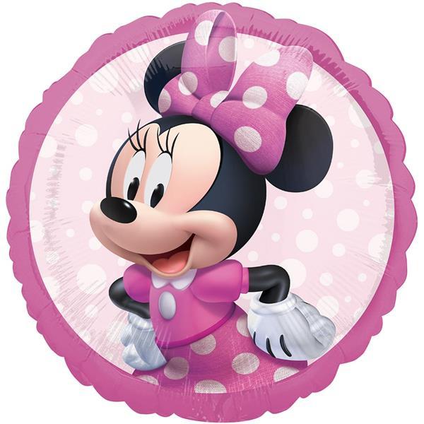 Balão Minnie Forever Foil, 43 cm