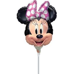 Balão Minnie Mini Shape Foil, 30 cm