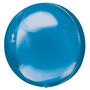 Balão Orbz, Azul