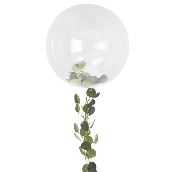 Balão Orbz com Folha de Videira