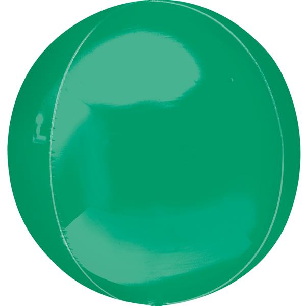 Balão Orbz, Verde