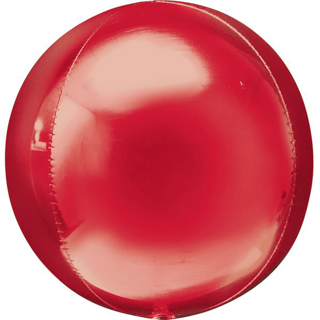 Balão Orbz, Vermelho