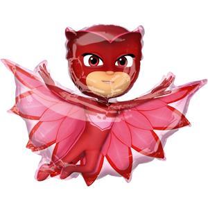 Balão Owlette PJ Masks Super Shape, 83 cm