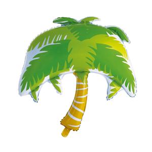 Balão Foil Palmeira, 90 Cm