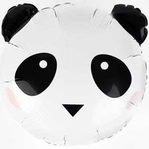 Balão Panda Amoroso Foil, 37 cm