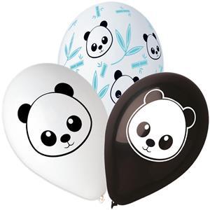 Balão Panda Latex, 30 cm