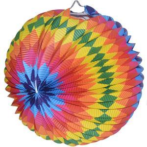 Balão Papel Colorido, 30 cm