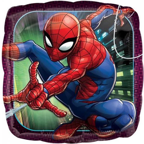 Balão Spiderman Foil, 43 cm