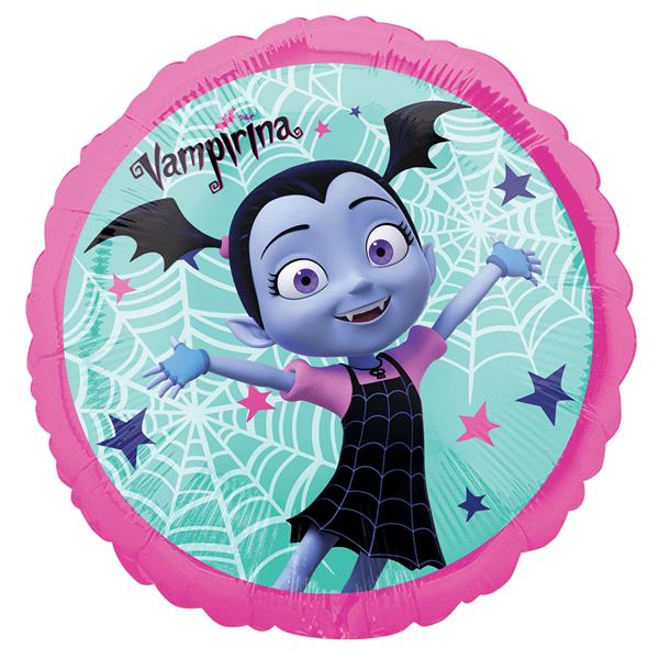 Balão Foil Vampirina, 43 Cm