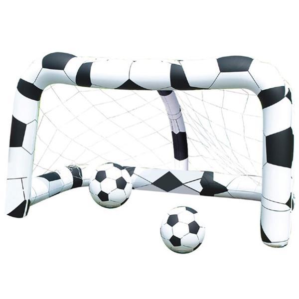 Baliza de Futebol Insuflável, 213 cm