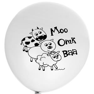 Balões Animais da Quinta, 5 unid.