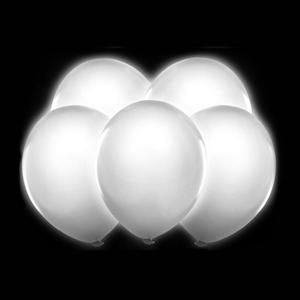 Balões com Led, 5 Unid.
