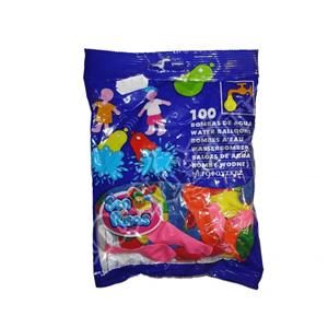 Balões de Água, 100 unid.