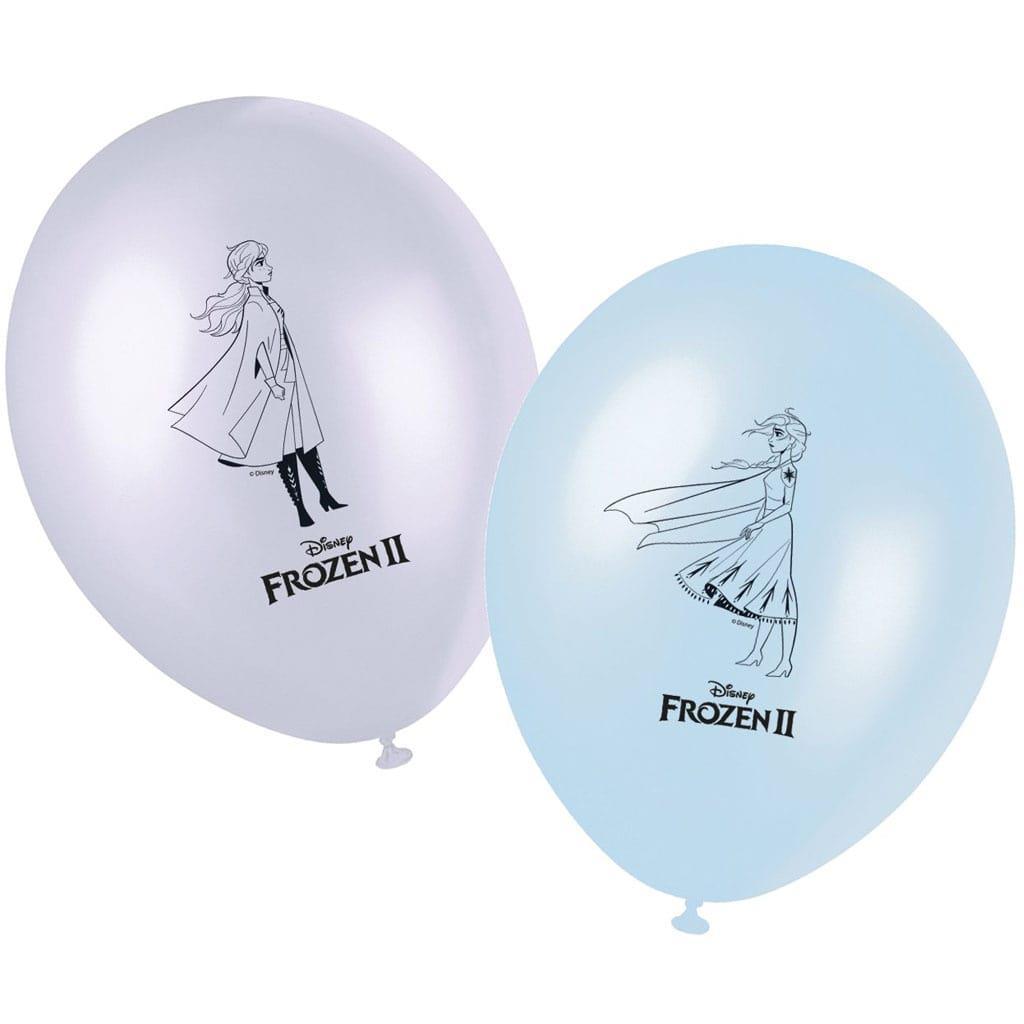 Balões Frozen, 8 Unid.