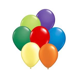 Balões Latex 25 cm