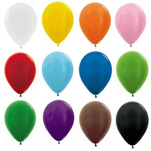 Balões Látex, 30 cm
