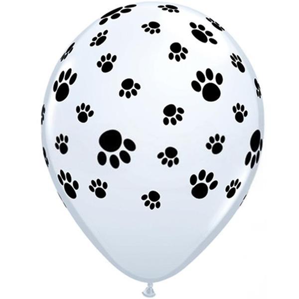 Balões Latex Patas 5 Unid.