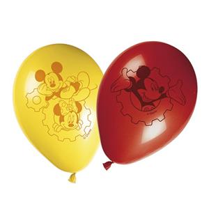 Balões Mickey 8unid