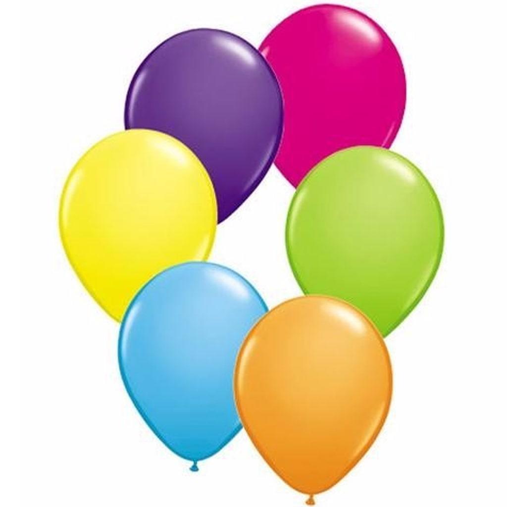 Balões Misterius, 50 Unid.