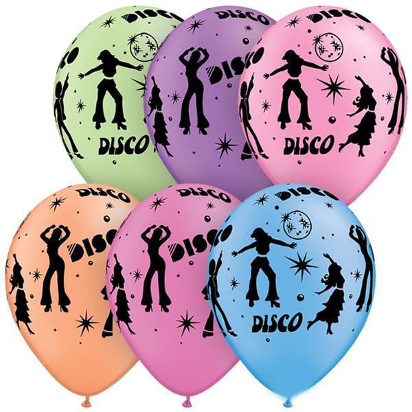 Balão Neon Disco Party