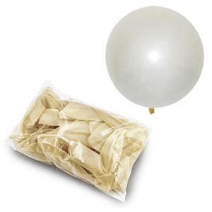 10 Balões Transparentes agulha que atravessa o balão - needl