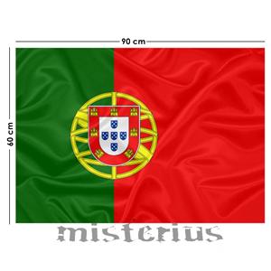 Bandeira Portugal 90x60 cm