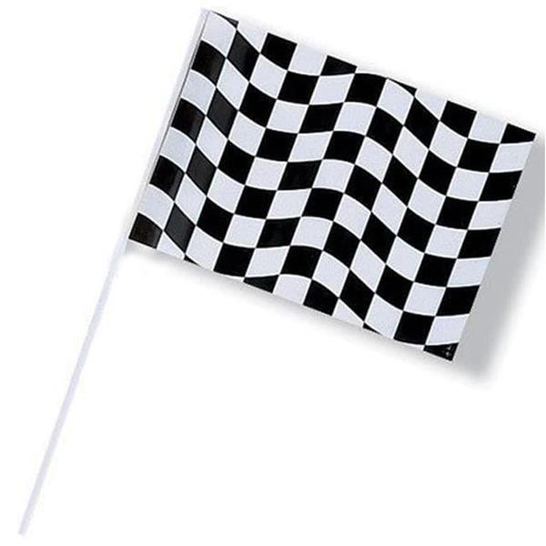 Bandeira Racing Xadrez