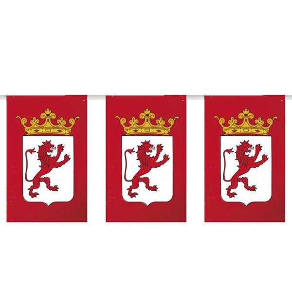 Bandeiras Leon, 50 mt