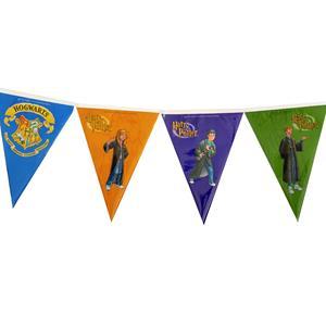 Bandeiras Plástico Harry Potter-Festa de Aniversário