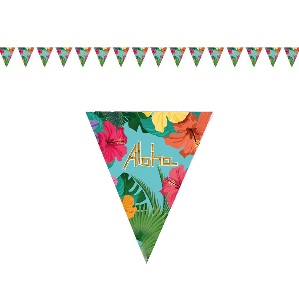 Bandeirolas Aloha
