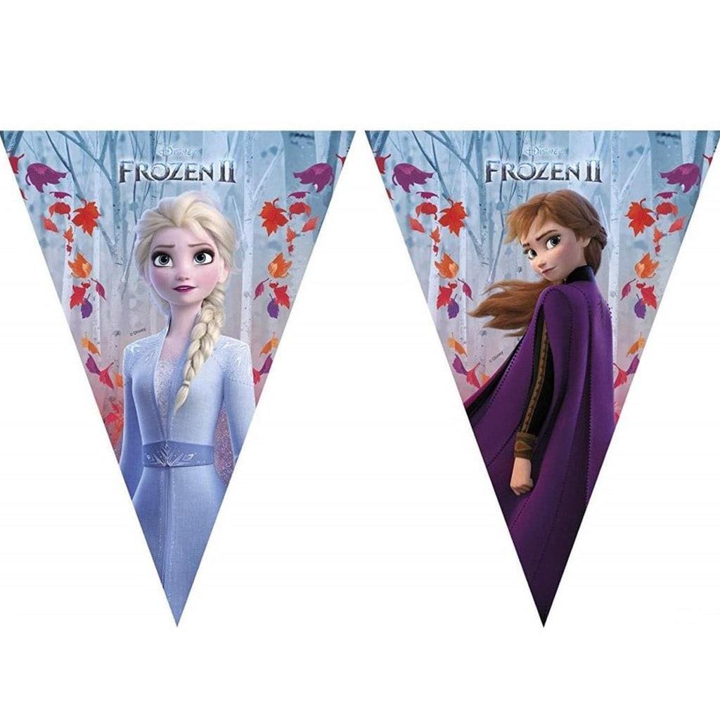 Bandeirolas Frozen, 230 Cm