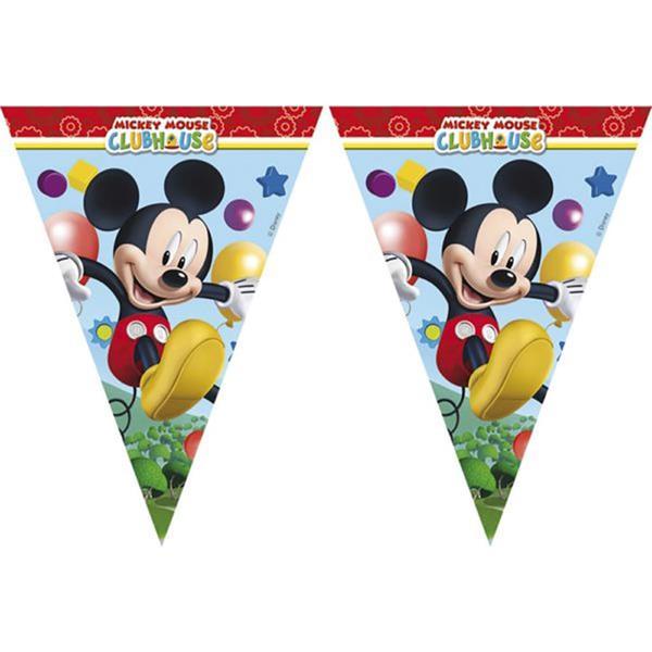 Bandeirolas Mickey, 230 Cm