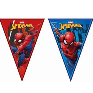 Bandeirolas SpiderMan, 230 Cm