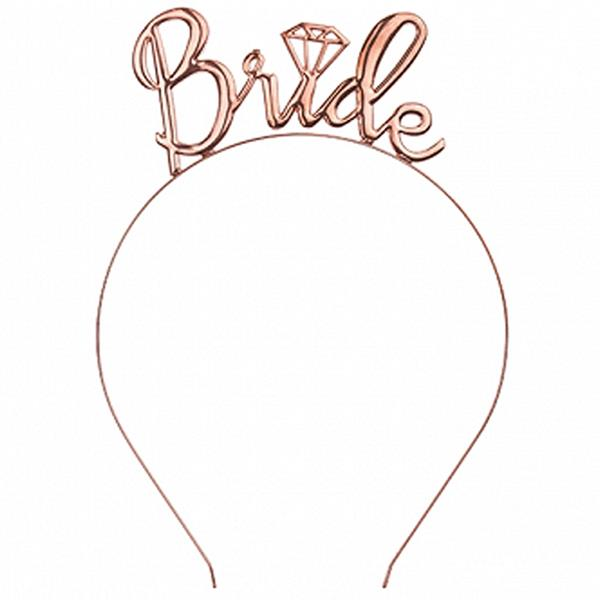 Bandolete Bride Rosa Gold