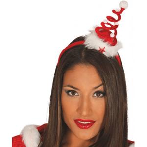 Bandolete Chapéu Natal com Luz