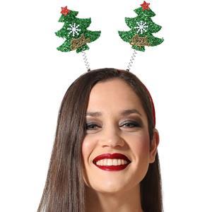 Bandolete com Árvores de Natal