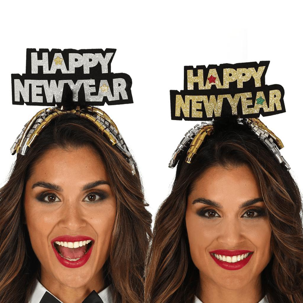 Bandolete Happy New Year Sortida