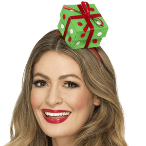 Bandolete Mini Presente de Natal