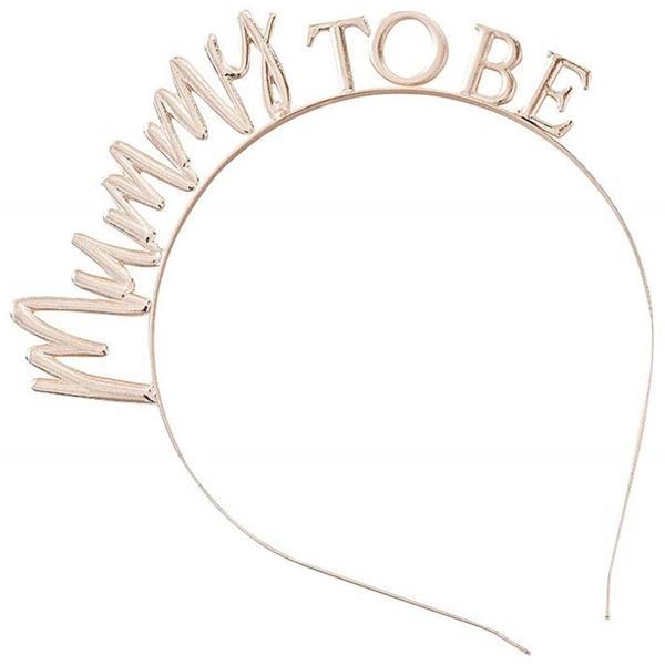 Bandolete Mummy To Be Rosa Gold
