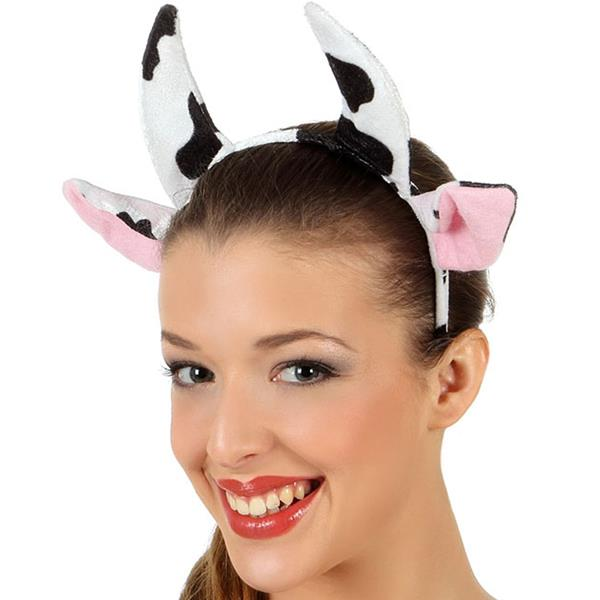 Bandolete Orelhas e Chifres de Vaca