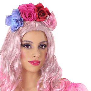 Bandolete Rosas Multicolor