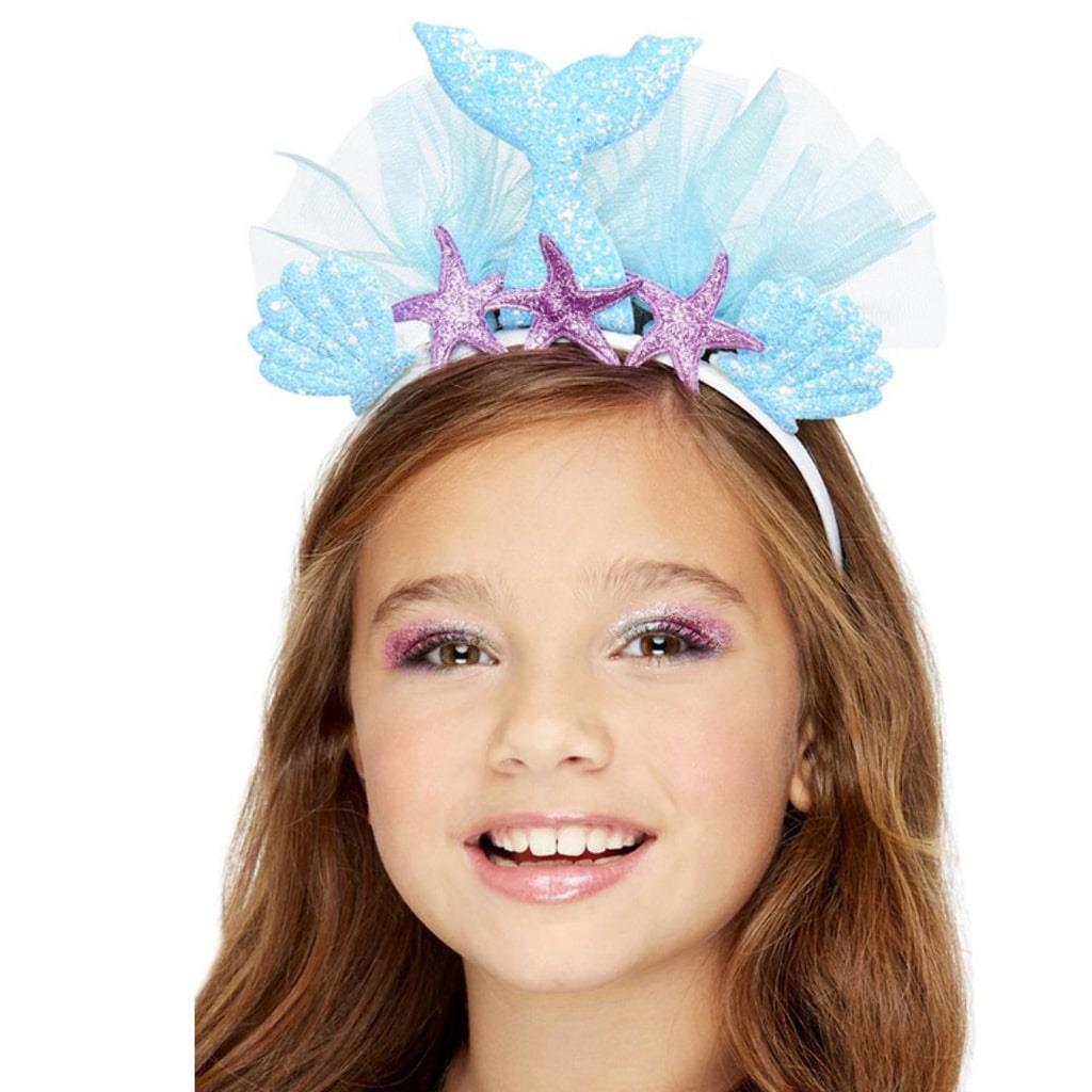 Bandolete Sereia Azul, Criança