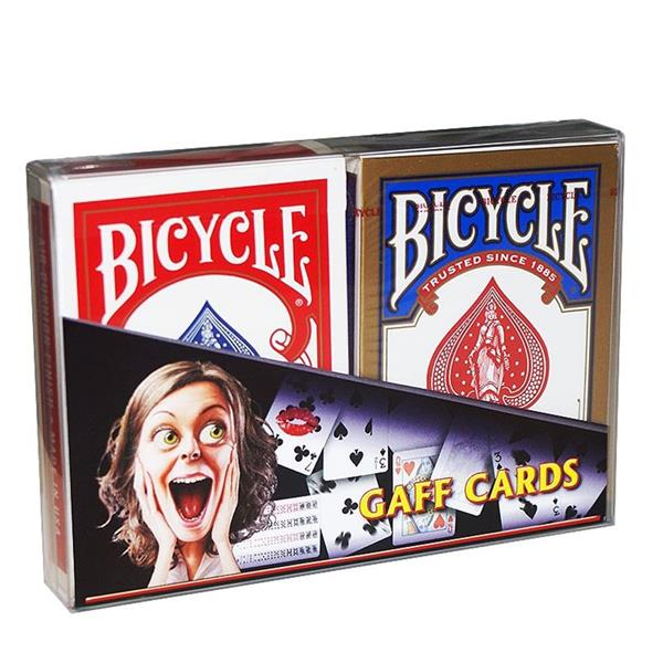 Baralho Bicycle Standard + Cartas Gaff
