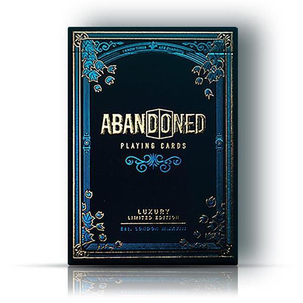 Baralho de Cartas Abandoned Luxury Ed. Dynamo