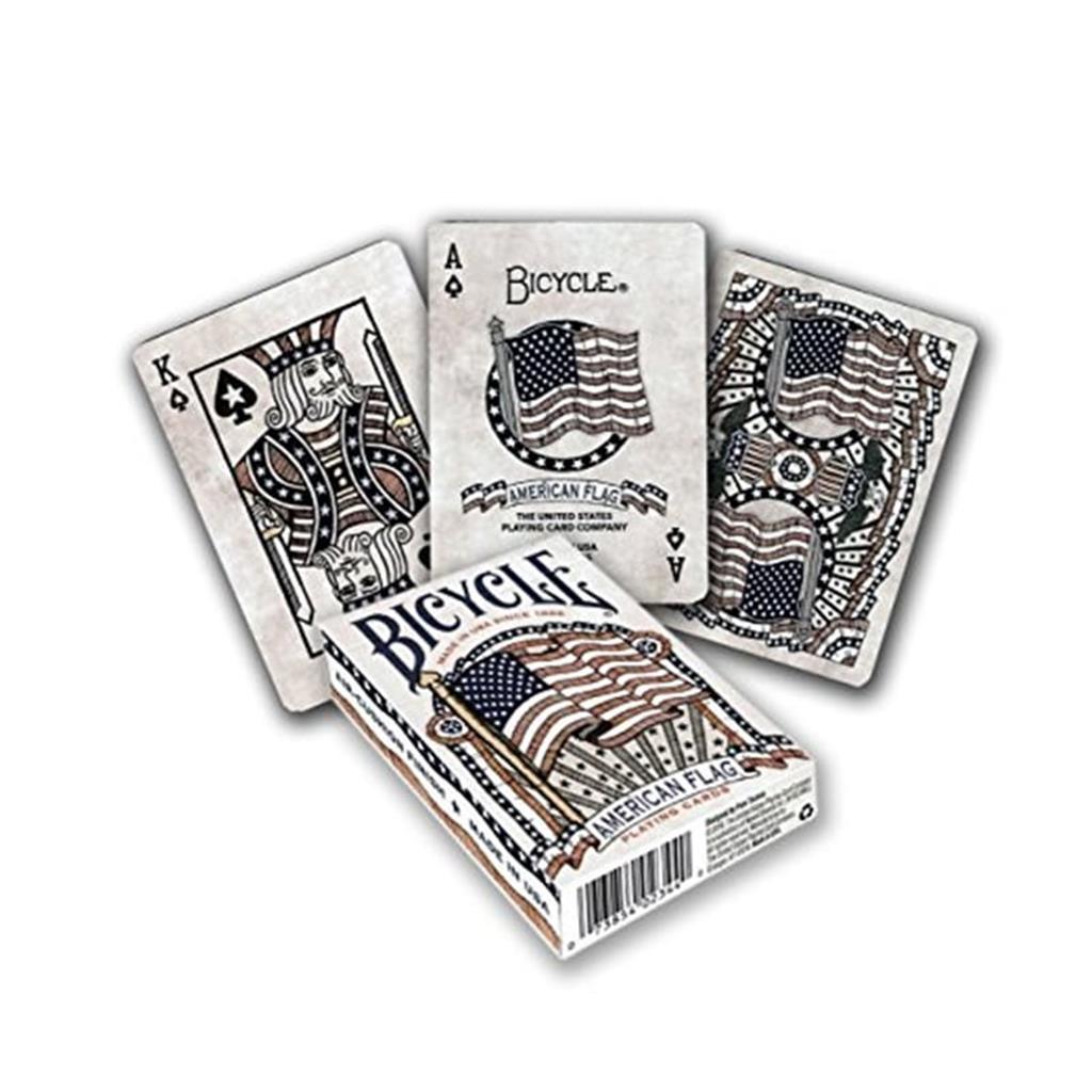 Baralho de Cartas Bicycle American Flag