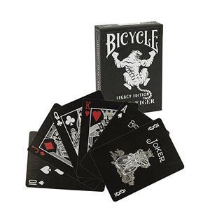Baralho de Cartas Bicycle Black Tiger Legacy